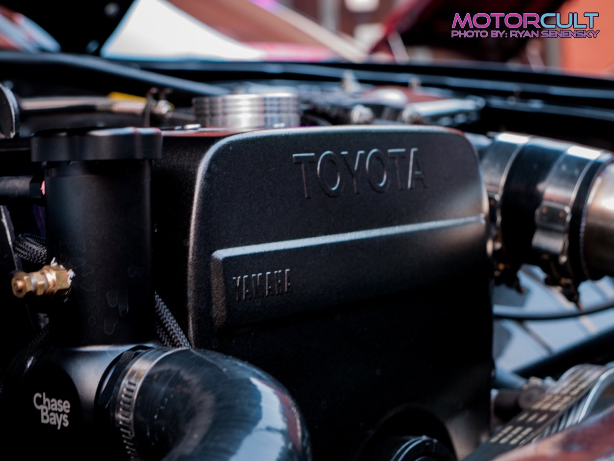 1JZ Timing Cover1250
