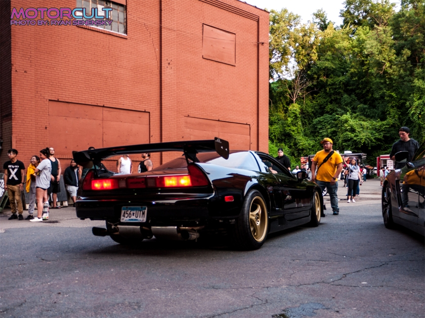 Black NSX Parking1250