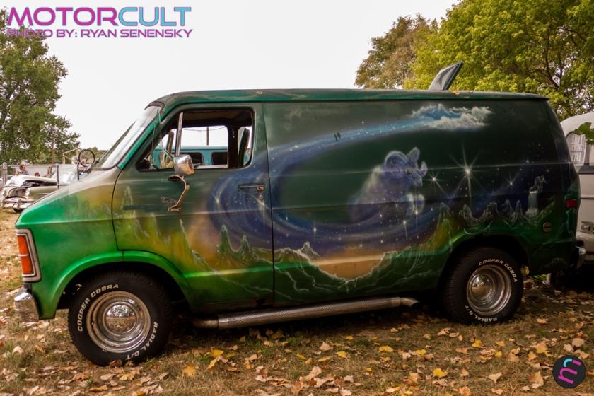 Etheral Goat Van