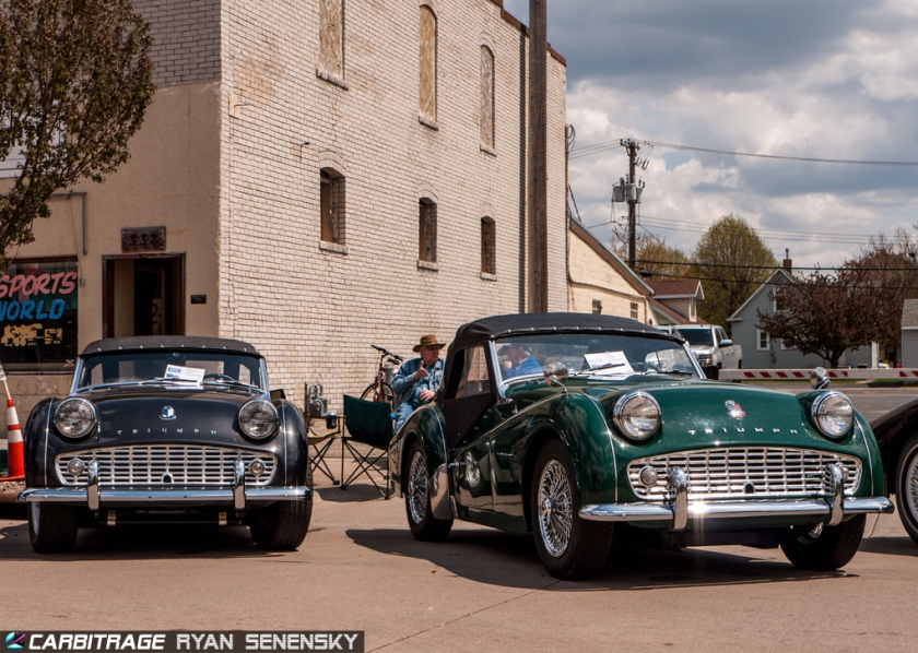 Triumph TR3As