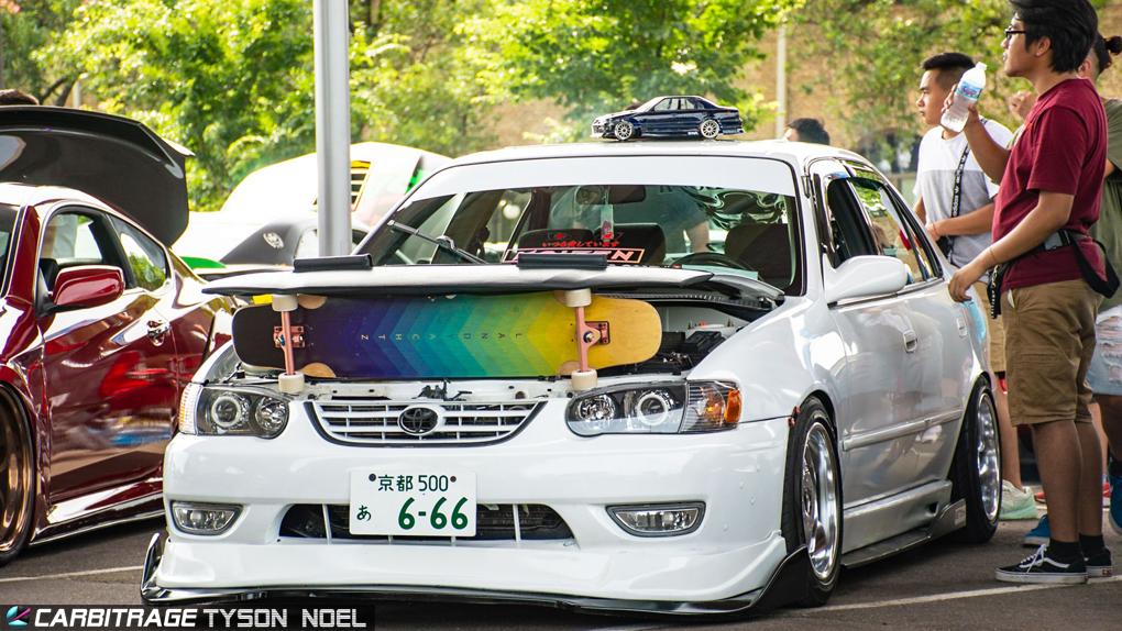 AE110 Corolla