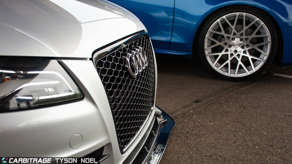 Audi and wheels