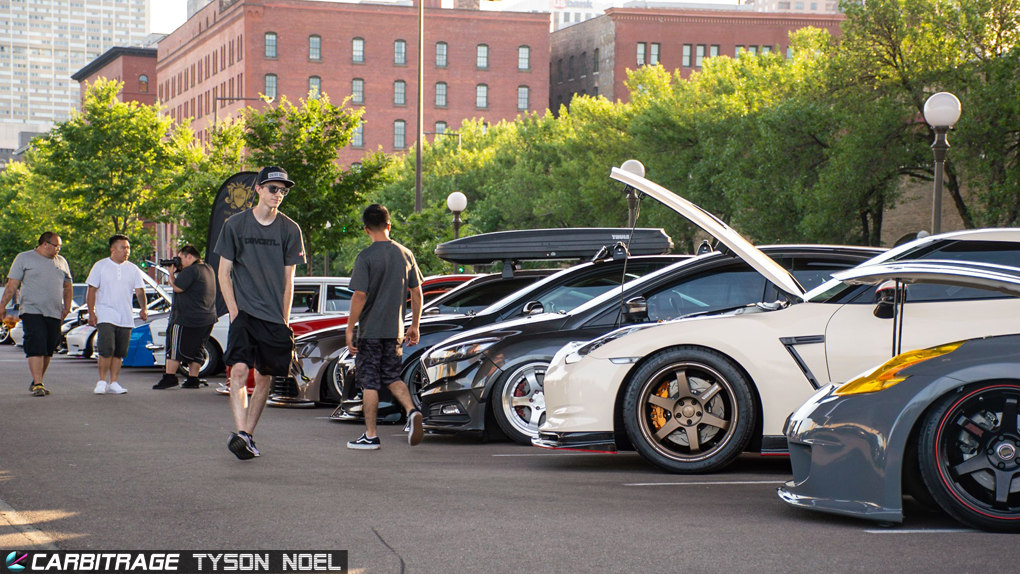 Lineup with GTR