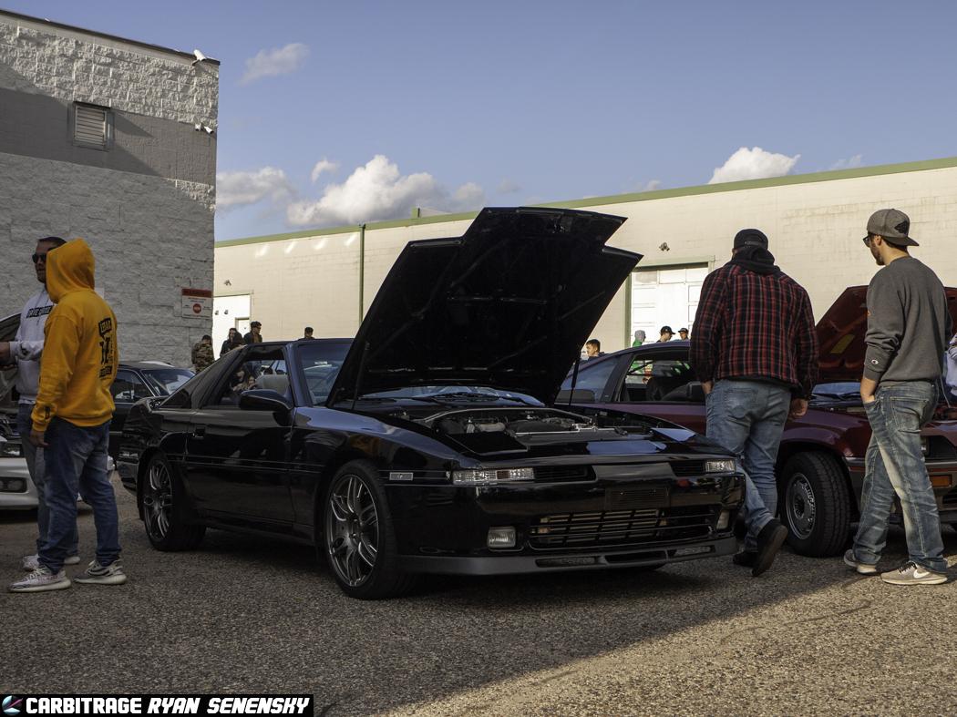 Black Mk3 Supra