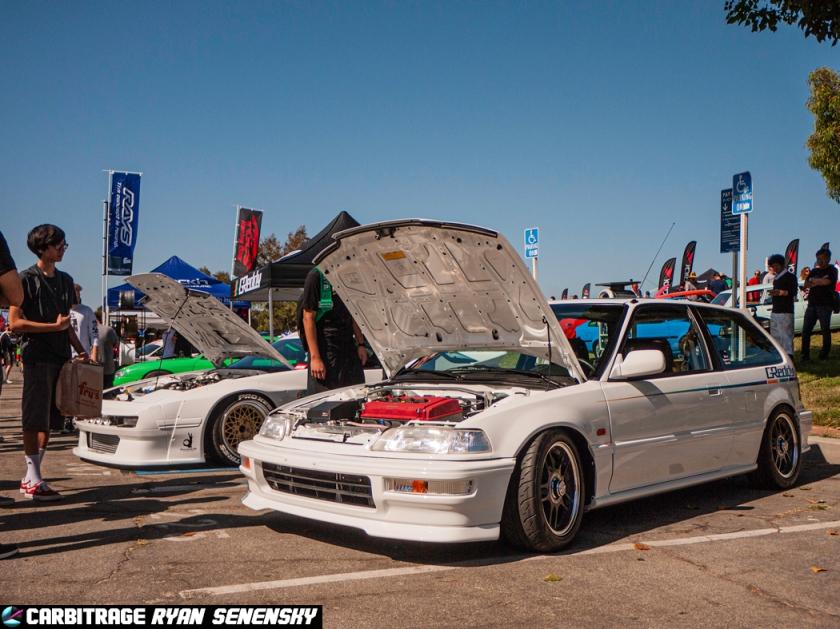 Greddy EF Civic Hatchback