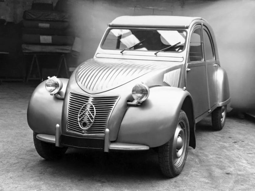 1948+Citroen+2CV