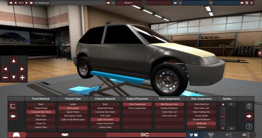 Automation Carbitrage EF Civic 80s Hatchback