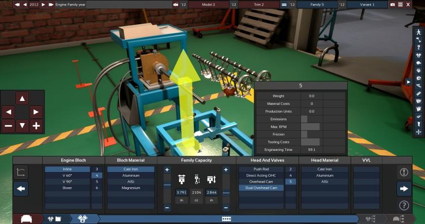 Carbitrage Automation 5 Valve Head
