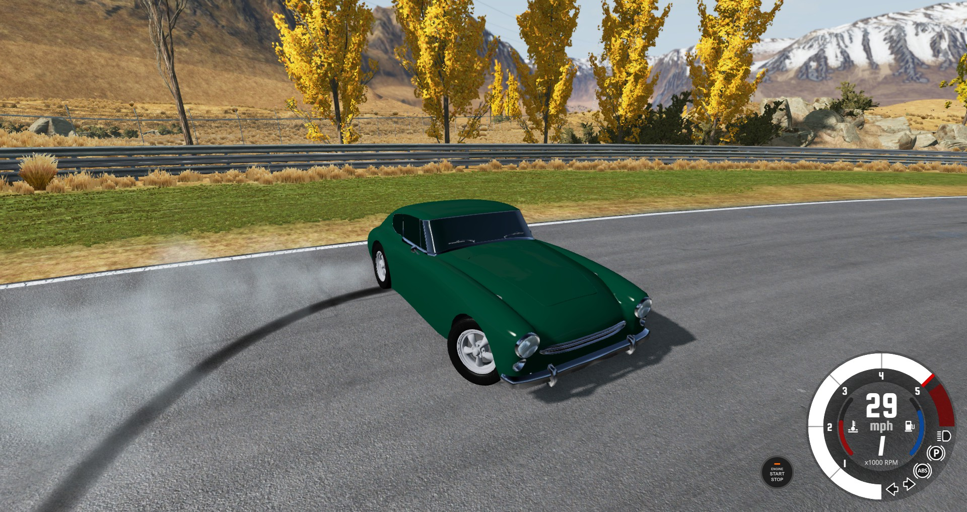 Automation Carbitrage 50s Coupe