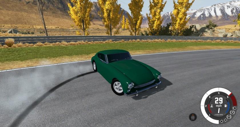 Automation Carbitrage 50s Coupe