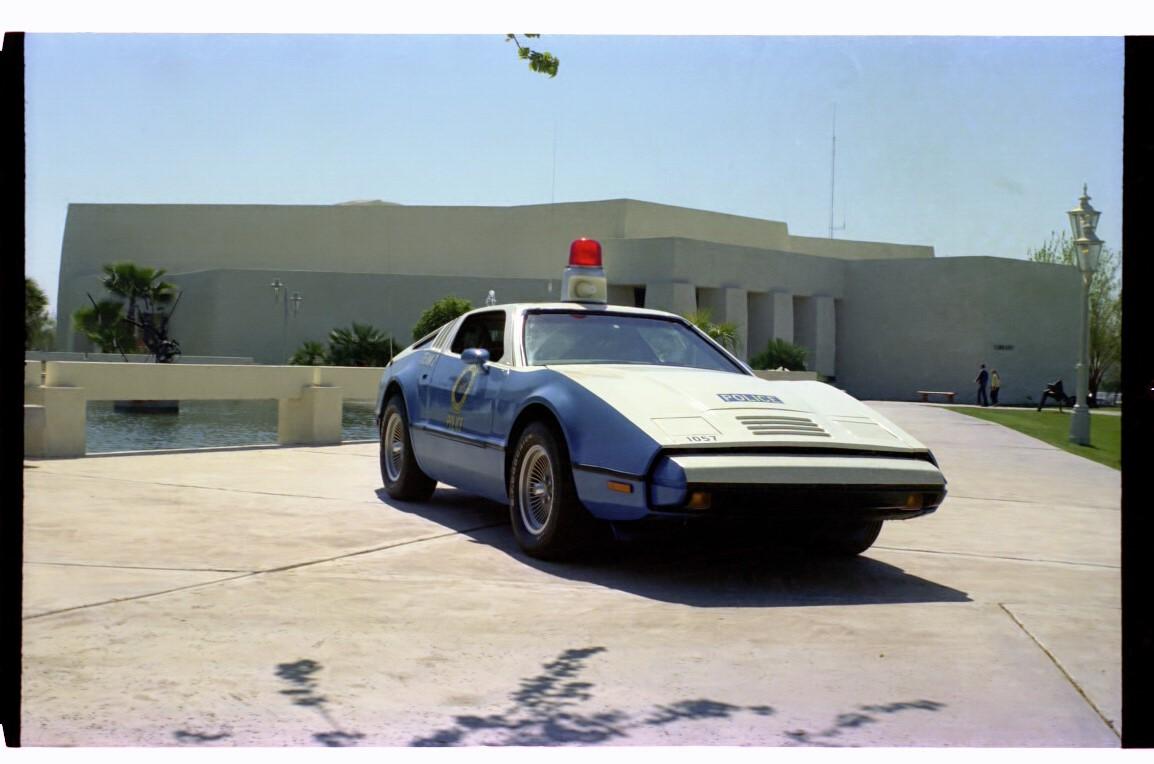 Scottsdale Police Bricklin